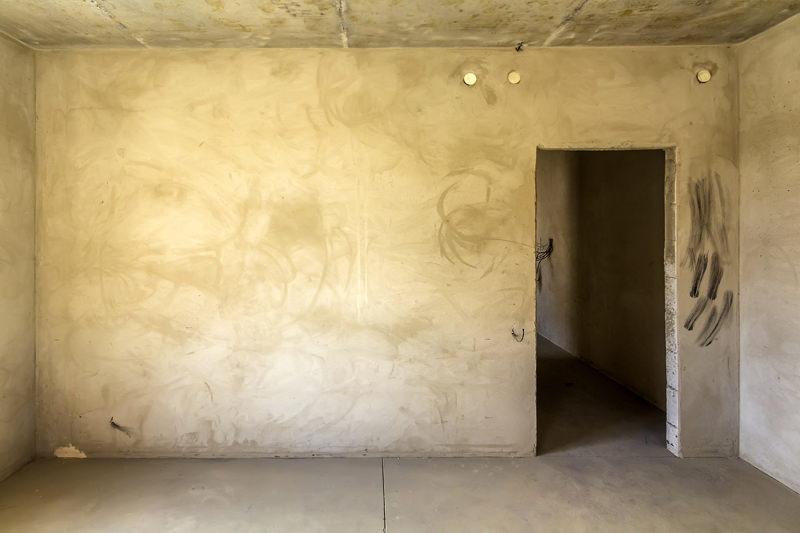 Ristrutturazione stanza e aggiunta condizionatore prima