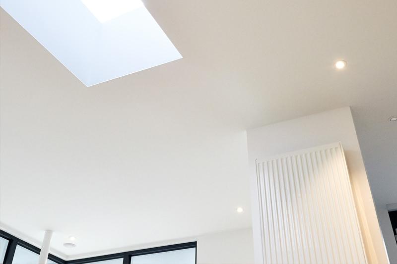 Ristrutturazione tetto soffitto dopo